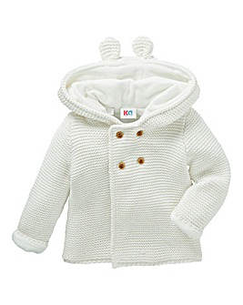 Baby Knitted Cream Cardigan