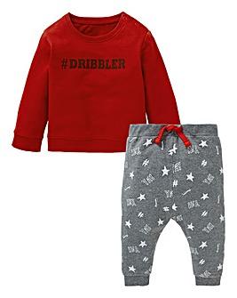 Baby Boy Sweatshirt and Jog Set
