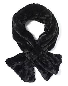 JOANNA HOPE Faux Fur Wrap
