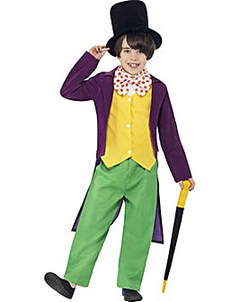 Roald Dahl - Willy Wonka Costume