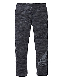 Reebok Girls Marble Leggings