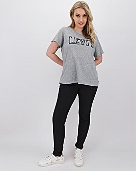 Levi's 310 Black Shaping Super Skinny Jeans