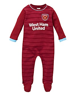 7614bcfba46 West Ham Sleepsuit