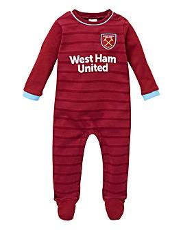 West Ham Sleepsuit