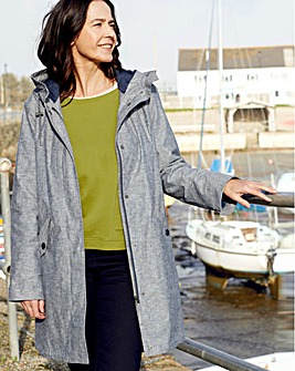 Seasalt Seafaring Coat