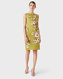 Hobbs Moira Floral Shift Dress