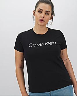 Calvin Klein Core Crew Neck Logo T-Shirt