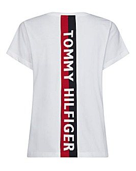 Tommy Hilfiger Vented Back T-shirt
