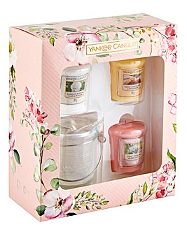 Garden Hideaway Holder Gift Set
