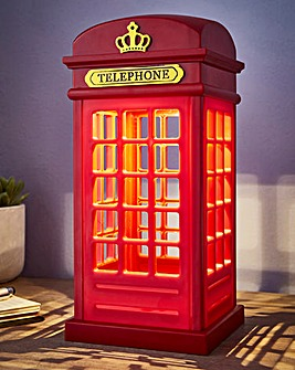 Telephone Box Touch Light