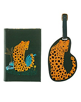 Leopard Love Travel Set