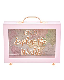 World Explorer Money Box