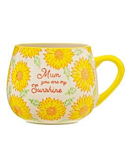 Sass & Belle Mum Sunflower Mug
