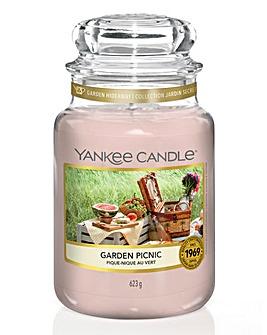 Yankee Candle Garden Picnic Jar