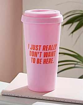 Yes Studio Sorry Travel Mug