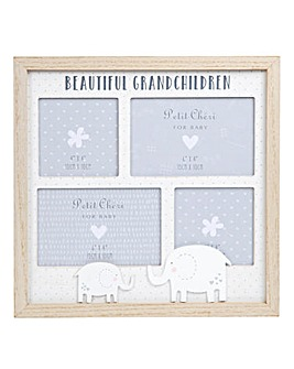 Petit Cheri Multi Photo Frame