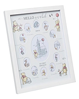 Disney Christopher Robin Multi Frame