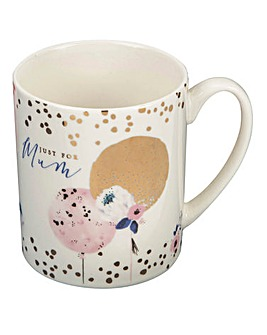 Just For Mum Bone China Mug