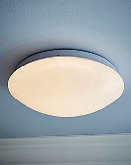 White LED Flush Lamp