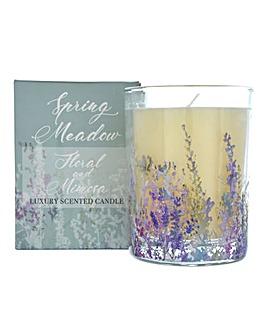 Secret Garden Candle Honeysuckle and Ivy