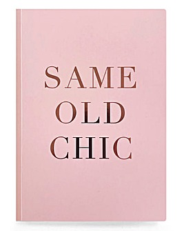 Same Old Chic A5 2020 Diary