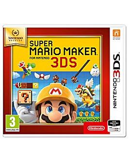 Super Mario Maker 3DS Game