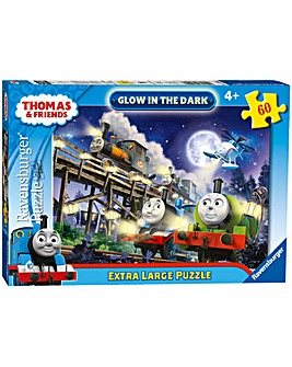 Thomas & Friends Glow In Dark Puzzle