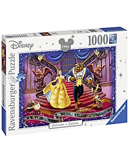Disney Collector Beauty & Beast Puzzle