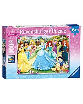 Disney Princess XXL 100 Piece Puzzle