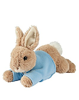 Gund Lying Peter Rabbit Medium Soft Toy
