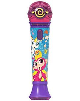 Fingerlings MP3 Microphone