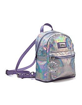 Little Mermaid Pattern Ladies Backpack