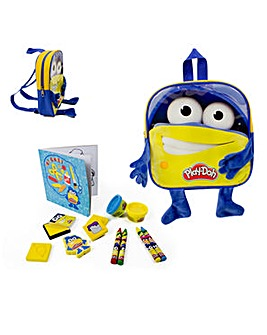 Play-Doh Boys Backpack with Accessories