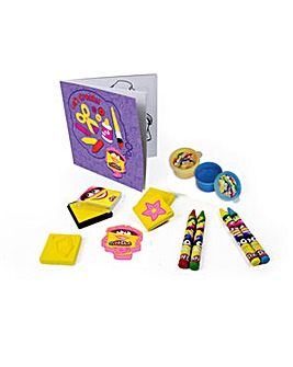 Play-Doh Girls Backpack with Accessories