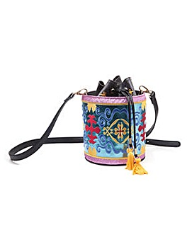 Aladdin Magic Carpet Bucket Bag