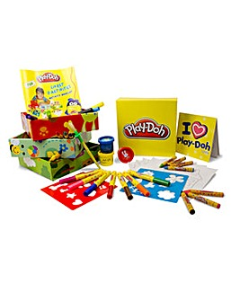 Play-Doh First Artists Box, 54pcs