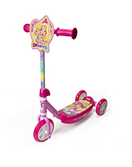 Barbie Dreamtopia Tri Scooter