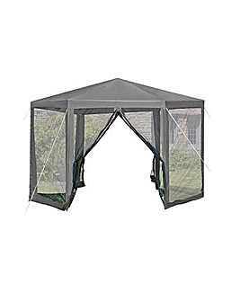 Clifford James Hexagon Gazebo