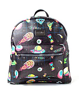 Rick & Morty Ladies Backpack