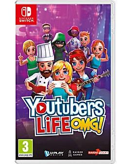 Youtubers Life OMG Nintendo Switch