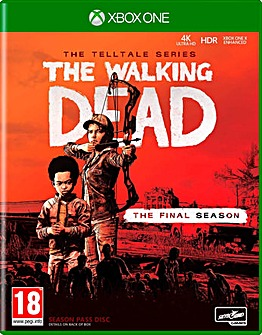 The Walking Dead The Final Series XB1
