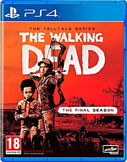 The Walking Dead The Final Series PS4