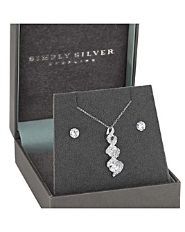 Simply Silver Stick Set - Gift Boxed