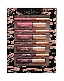 Technic - Lip Colours & Liners Set