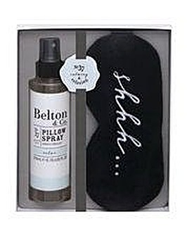 Belton&Co-Relax Pillow Mist & Eye Mask