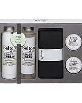Belton & Co - Escape Bath & Body Set