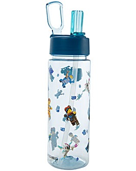 Lego Movie 2 Boys Water Bottle 600ML