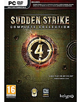 Sudden Strike 4 Complete Collection PC