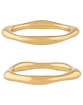 Accessorize Z Irregular Stacking Ring