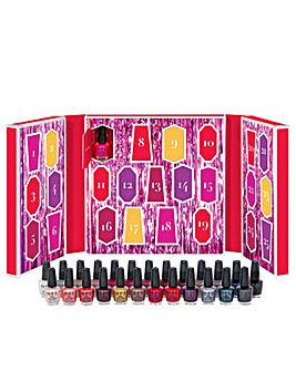 OPI Shine Bright Advent Calendar